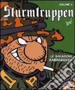 Le invasioni barbarichen. Sturmtruppen. Vol. 6 articolo per la scrittura di Bonvi
