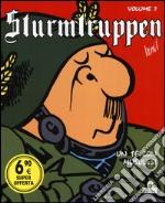 Un tè con Musolesi. Sturmtruppen. Vol. 7 articolo per la scrittura di Bonvi
