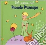 Gli amici del Piccolo Principe. Libro puzzle articolo per la scrittura