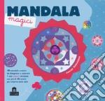 Mandala magici. Con gadget articolo per la scrittura di Debacque Pascal