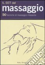 Il set del massaggio. Con 50 carte articolo per la scrittura di Dreyfuss Katy