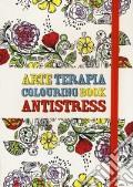 Arte terapia. Colouring book antistress art vari a