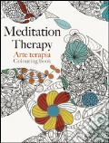 Arte terapia. Meditation therapy art vari a