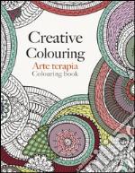 Arte terapia. Creative colouring articolo per la scrittura di Rose Christina