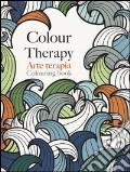 Arte terapia. Colour therapy art vari a