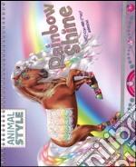 Rainbow Shine. Animal style. Ediz. illustrata articolo per la scrittura