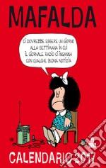 Mafalda. Calendario da parete 2017 articolo per la scrittura
