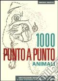 Animali. 1000 punto a punto art vari a