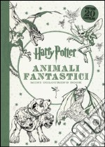 Harry Potter. Animali fantastici. Mini colouring book articolo per la scrittura