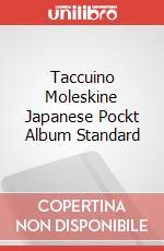 Taccuino Moleskine Japanese Pockt Album  Standard articolo per la scrittura