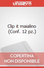 Clip it maialino (Conf. 12 pz.) articolo per la scrittura