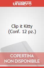 Clip it Kitty (Conf. 12 pz.) articolo per la scrittura