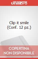 Clip it smile (Conf. 12 pz.) articolo per la scrittura