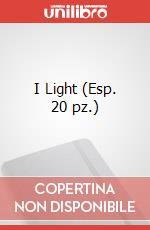 I Light (Esp. 20 pz.) articolo per la scrittura di Moleskine