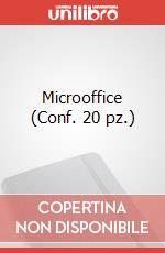 Microoffice (Conf. 20 pz.) articolo per la scrittura di Moleskine
