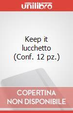 Keep it lucchetto (Conf. 12 pz.) articolo per la scrittura di Moleskine