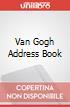 Van Gogh Address Book art vari a