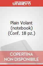 Plain Volant (notebook) (Conf. 18 pz.) articolo per la scrittura di Moleskine
