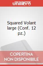 Squared Volant large (Conf. 12 pz.) articolo per la scrittura di Moleskine
