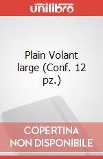 Plain Volant large (Conf. 12 pz.) articolo per la scrittura di Moleskine
