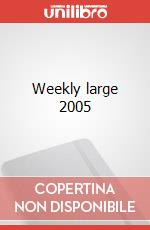 Weekly large 2005 articolo per la scrittura
