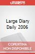 Large Diary Daily 2006 art vari a