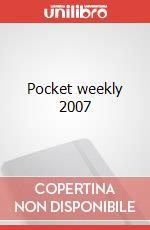 Pocket weekly 2007 articolo per la scrittura