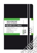 Moleskine City Notebook - Barcelona articolo per la scrittura