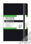 Moleskine City Notebook - Berlin art vari a