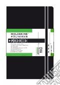Moleskine City Notebook - Madrid art vari a