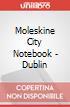 Moleskine City Notebook - Dublin art vari a