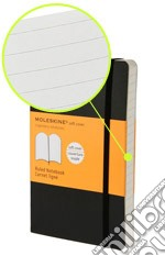Taccuino Moleskine Soft Cover Pocket - Righe art vari a