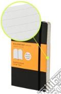 Taccuino Moleskine Soft Cover Pocket - Righe art vari a