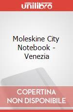 City notebook Venezia articolo per la scrittura