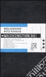 City Notebook Washington DC articolo per la scrittura