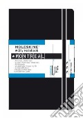City Notebook Montreal art vari a