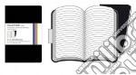 Volant Moleskine - Pocket Righe NERO (2 taccuini) articolo per la scrittura