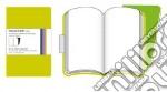 Volant Moleskine - Large pagine bianche VERDE (2 taccuini) articolo per la scrittura