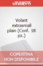 Volant extrasmall plain (Conf. 18 pz.) articolo per la scrittura di Moleskine