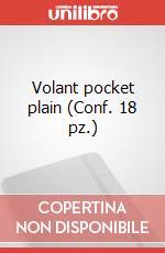 Volant pocket plain (Conf. 18 pz.) articolo per la scrittura di Moleskine