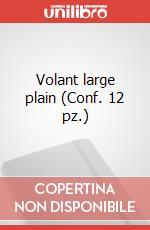 Volant large plain (Conf. 12 pz.) articolo per la scrittura di Moleskine