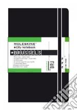 Moleskine City Notebook - Bruxelles articolo per la scrittura