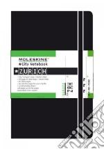 Moleskine City Notebook - Zurigo articolo per la scrittura