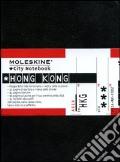 Moleskine City Notebook - Hong Kong art vari a