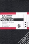 Moleskine City Notebook - Beijing art vari a