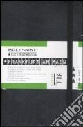 Moleskine City Notebook - Frankfurt art vari a