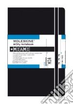 Moleskine City Notebook - Miami articolo per la scrittura
