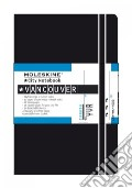 Moleskine City Notebook - Vancouver art vari a