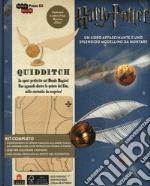 Harry Potter. Quidditch. Puzzle 3D Incredibuilds da J. K. Rowling. Ediz. illustrata. Con gadget articolo per la scrittura di Revenson Jody