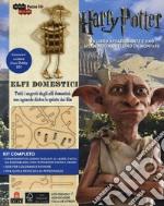 Harry Potter. Elfi domestici. Incredibuilds puzzle 3D da J. K. Rowling. Ediz. illustrata. Con gadget articolo per la scrittura di Revenson Jody